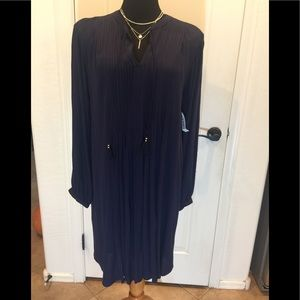 Old Navy blue dress 🌸Size Large NWT
